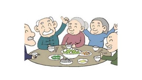 成都养老院一暄康养教您初冬养生-保健篇(二)-晚吃早饭,早吃晚饭