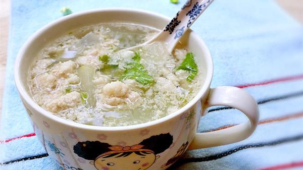 成都金牛区养老院一暄康养教您夏季如何去除体内湿热(三)-冬瓜汤