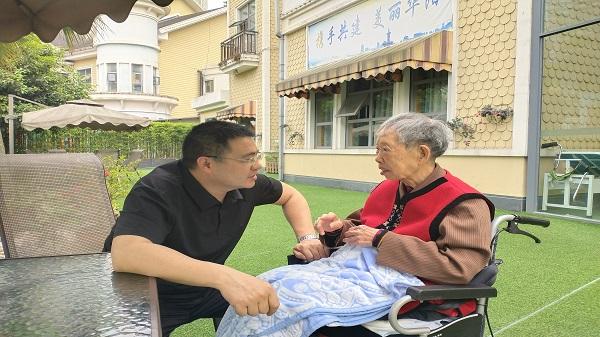 成都养老院知晓:2030年我国失能老人将超7700万
