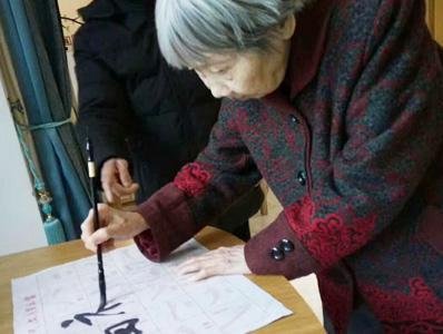 一暄康养帮助杨奶奶缓解抑郁情绪,杨奶奶重拾生活希望!