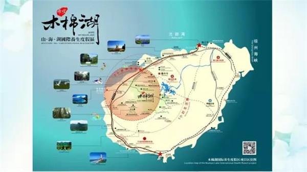 木棉湖路线图