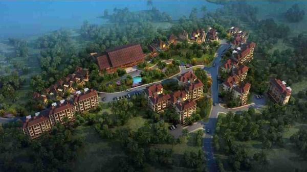 海南木棉湖国际养生度假区