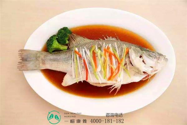 成都养老院|一暄康养养生堂:海鲜营养价值高,中老年人这样吃(一) (1)