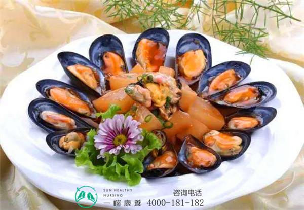成都养老院|一暄康养养生堂:海鲜营养价值高,中老年人这样吃(三)