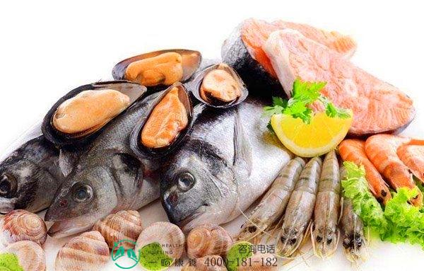 成都养老院|一暄康养养生堂:海鲜营养价值高,中老年人这样吃(三) 2
