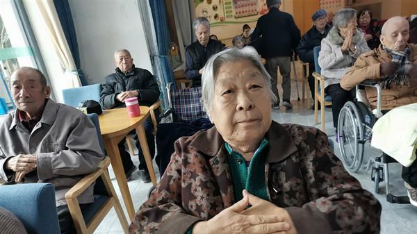 成都养老院一暄康养的爷爷奶奶怎样看待滴滴顺风车图3