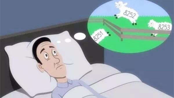 【养生】晚上睡不着怎么办(一)