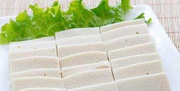 成都养老院解析在家做千叶豆腐的步骤图1