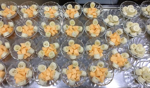 香蕉哈密瓜