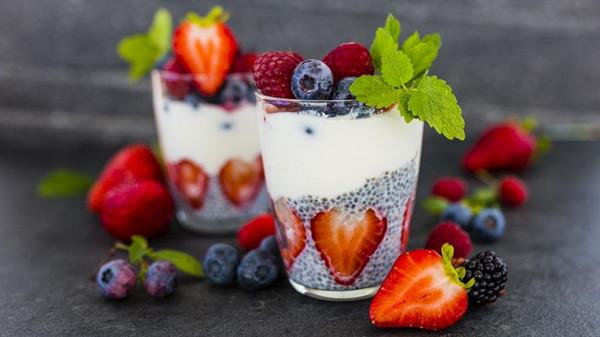 成都金牛区养老院一暄康养分享一种夏季水果——蓝莓(四)