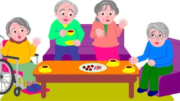 老人长期吃素并不好,成都金牛区养老院和您唠一唠