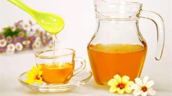 成都养老院经验分享-最好的排毒方法早起喝杯水-蜂蜜水1