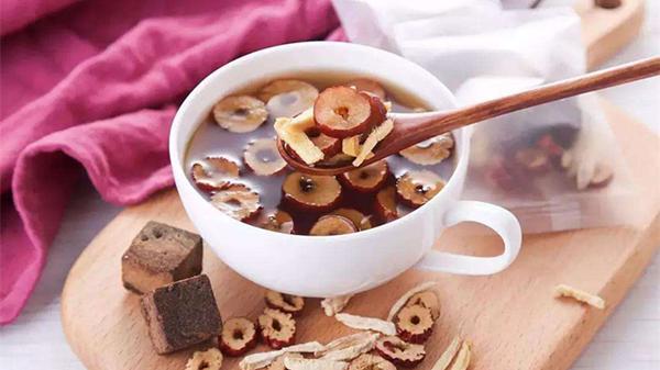 成都金牛区养老院一暄康养为您推荐一款夏日饮品-姜枣茶(二)2