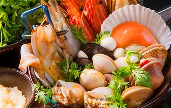 成都养老院|一暄康养养生堂:海鲜营养价值高,中老年人这样吃(二) 1