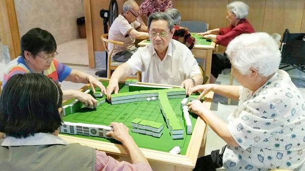 成都高端养老院一暄康养-打麻将对老人的好处,一暄为您揭秘