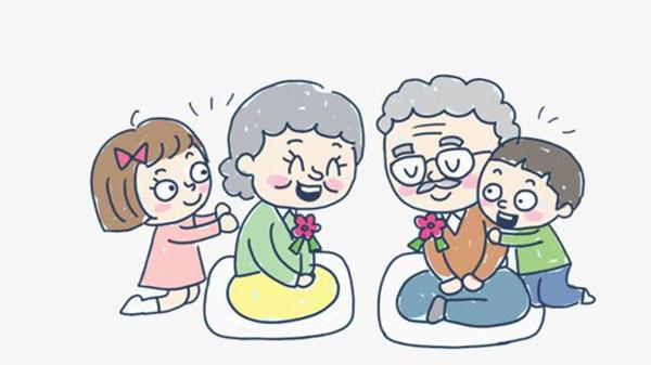 成都养老院经验分享-睡前捶捶背,让自己睡个好觉-给爷爷奶奶捶背