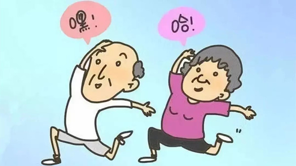 成都青羊区养老院-一暄康养介绍老人怎么预防疾病-老年人运动2