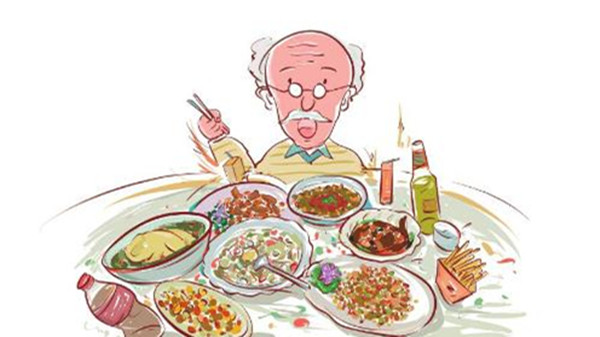 成都青羊区养老院-一暄康养介绍老年人的饮食禁忌-暴饮暴食2