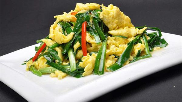 被味道耽误的营养食材,成都养老院都爱吃(三)-韭菜