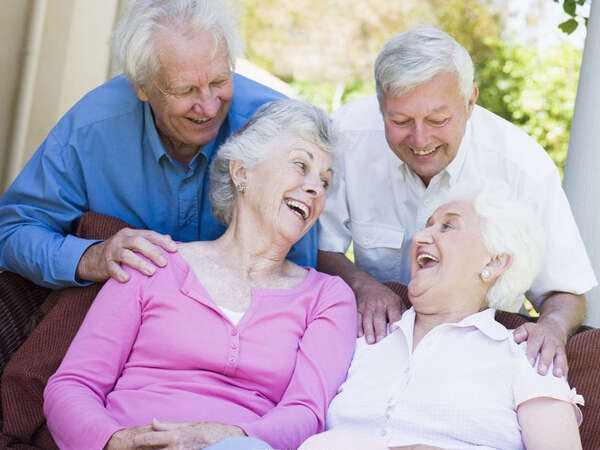 【插图】二 成都高端养老院一暄康养谈如何让老人开心