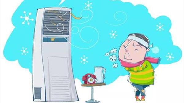 夏天谨防空调病,成都金牛区养老院一暄康养教你这样做(一)-空调