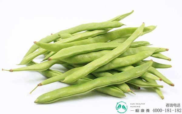 成都养老院夏季时令蔬菜推荐——四季豆