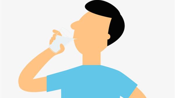 成都金牛区养老院一暄康养提醒饮水量过少则会诱发偏头痛-喝水2