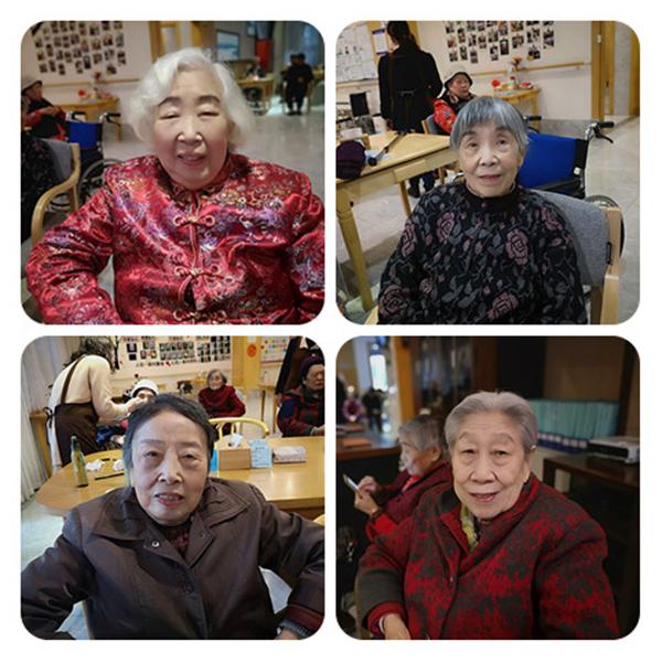 奶奶们的照片2