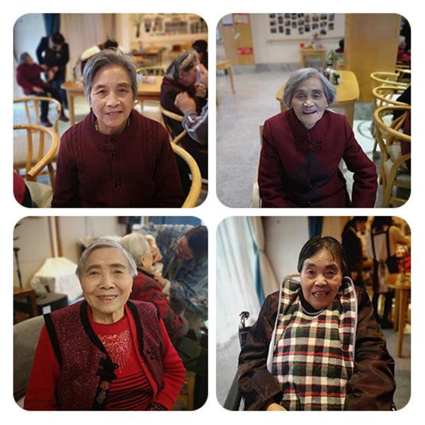 奶奶们的照片1
