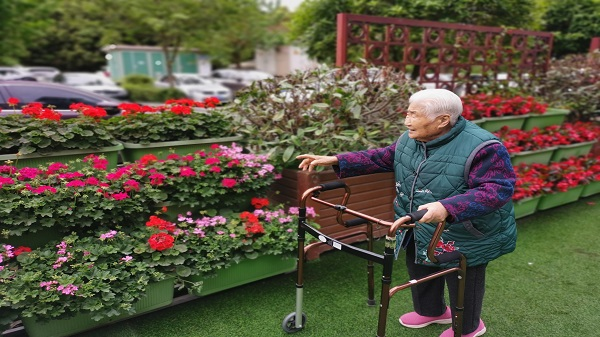 """成都养老院据了解教育部""""开展老年人智能技术应用""""工作(上)"""