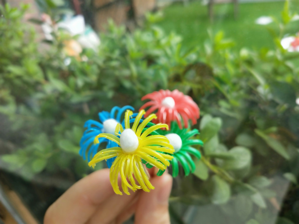 【一暄康养】手工花卉,折出长者的花样人生