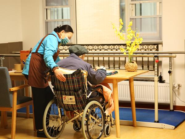 养老院入住长者护理等级是如何划分的?划分等级有哪些?