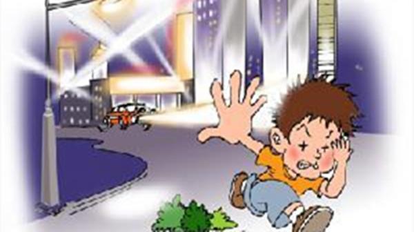 成都养老院一暄康养提醒夜市绚丽灯光的危害(3)-光污染1