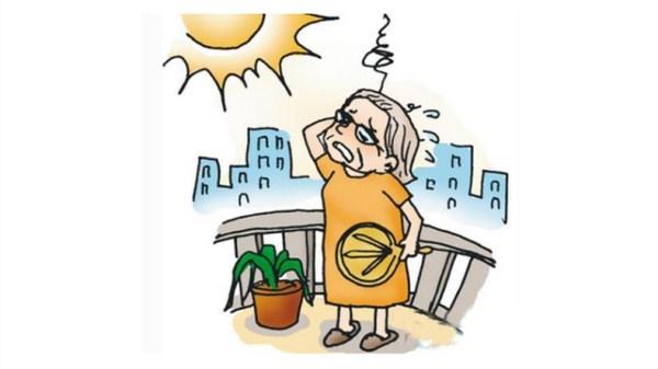成都养老院一暄康养经验分享:夏季防治中暑的养生法