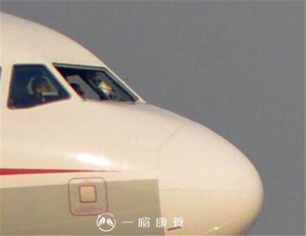 川航空客A319客机