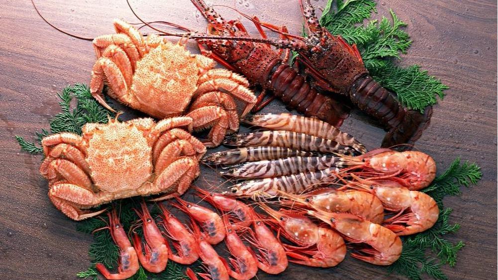 一暄康养养生堂:海鲜营养价值高,中老年人这样吃(六)