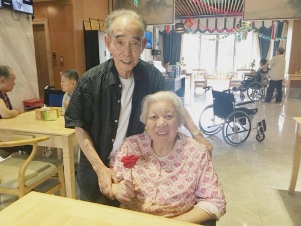 美好如初的爱情|一暄康养代爷爷和赵奶奶