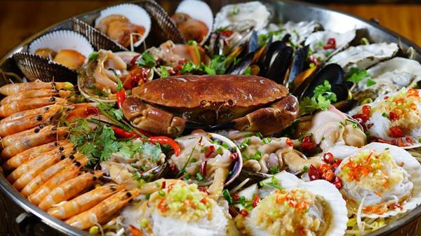 皮肤瘙痒时饮食上要注意什么?成都养老院一暄康养为您解答-海鲜类食物