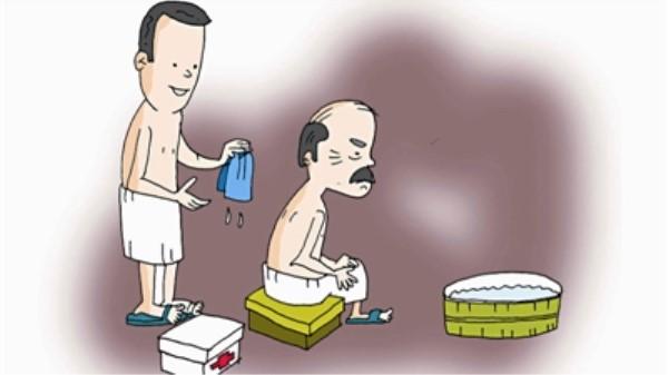 成都养老院一暄康养:老人冬季洗澡小贴士 (1)