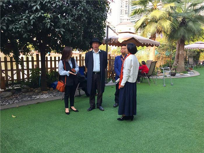 法国里尔伊赛格管理学院教授韩国刚博士来访