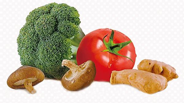 成都养老院经验分享-一暄康养-适合中老年的健康饮食搭配-蔬菜香菇