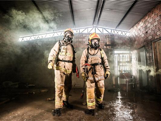 一暄康养消防知识宣讲和普及