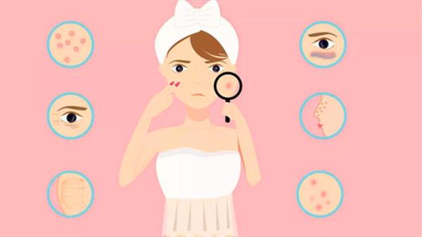 成都养老院-一暄康养提醒体内毒素过多的身体信号-皮肤长痘