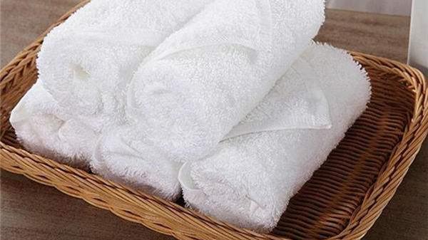 热敷毛巾法