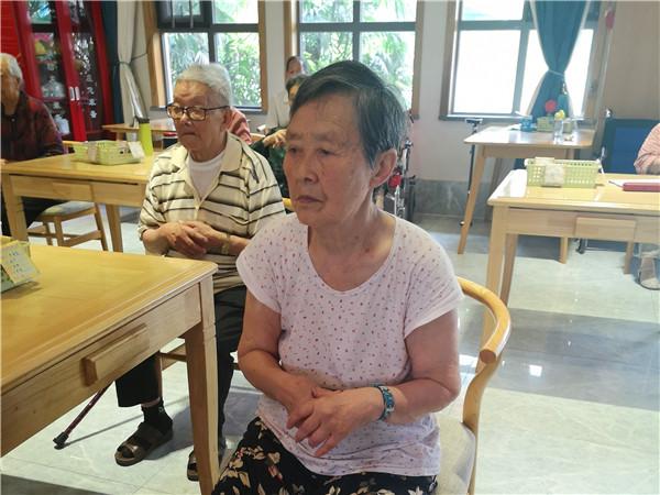 成都高端养老院罗奶奶从抗拒到把一暄当家的故事1