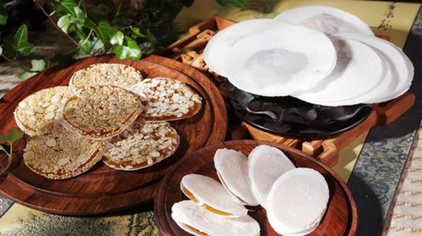 成都养老院一暄康养带您了解春季哪些美味零食对健康会造成威胁(3)-茯苓饼2