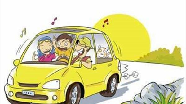 成都养老院一暄康养提醒开车时需要谨记11点 (3)-开车