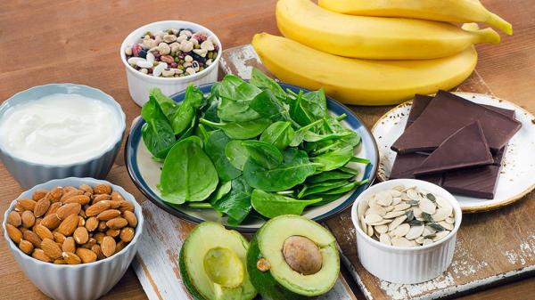 成都养老院一暄康养分享对便秘有帮助的食物(一)-富含镁的食物