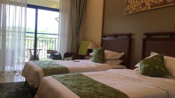 海南木棉湖酒店实景1