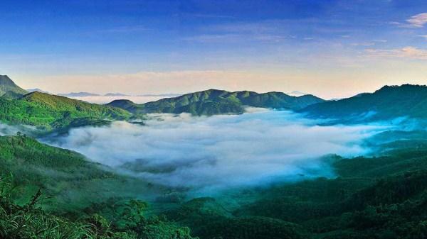 海南木棉湖森林覆盖率高-图3